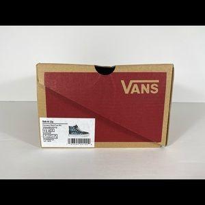 Vans Shoes - Vans Sk8-Hi Zip Vansosaur Black White Sneakers